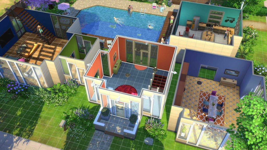 15 Games Like the Sims for PC, Mobile, or Online RPG Gaming